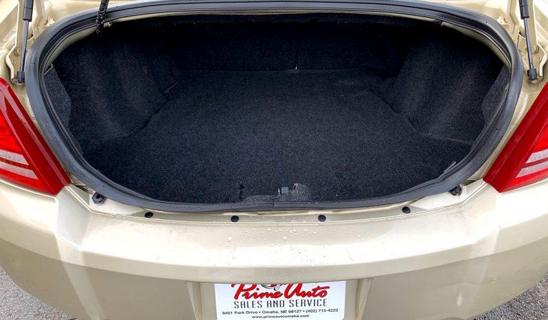 2010 Dodge Avenger SXT full