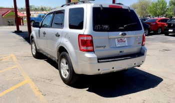 2011 Ford Escape XLT full